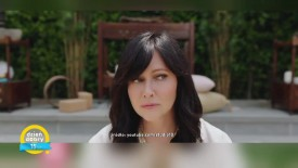 Shannen Doherty on dying.