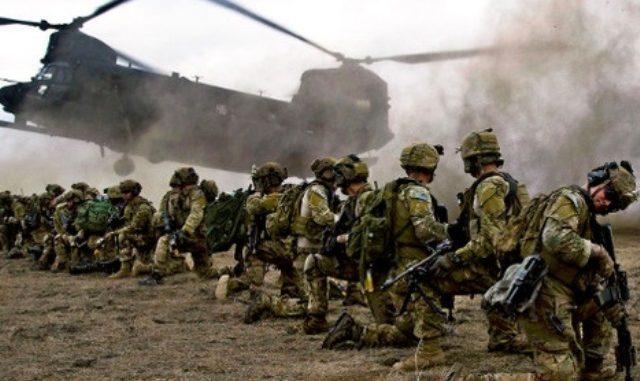 ALARM w bazach wojskowych USA