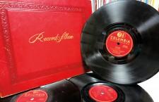 Gene Krupa album z kolekcji MPA fot. Iwona Bożek