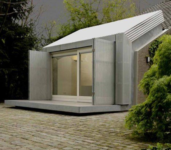 Office Garage By Ultra Architects: Http://dzinetrip.com/studio-r1-an-indoor-garage