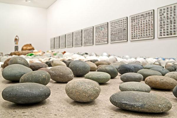 Gabriel-Orozco-Asterisms-exhibition-guggenheim-museum-2