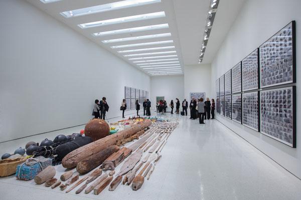 Gabriel-Orozco-Asterisms-exhibition-guggenheim-museum-8