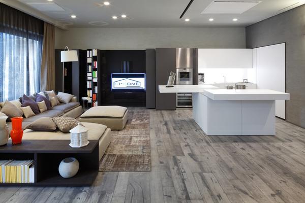 Hi home project by italian television personality andrea castrignano - Andrea castrignano interior designer ...