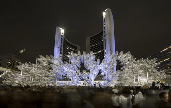 WeiWei-forever-bicycles-scotiabank-nuit-blanche-toronto-03