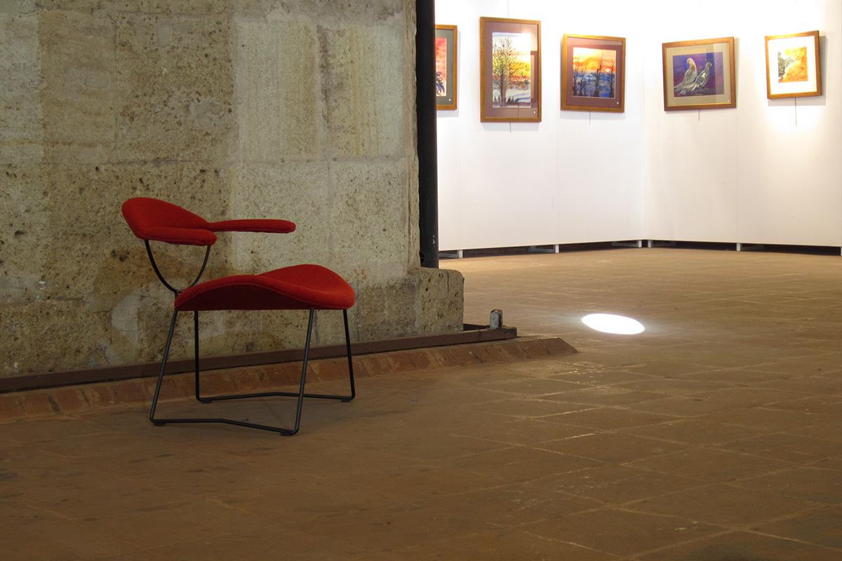 Flying Rumi Chair - 07
