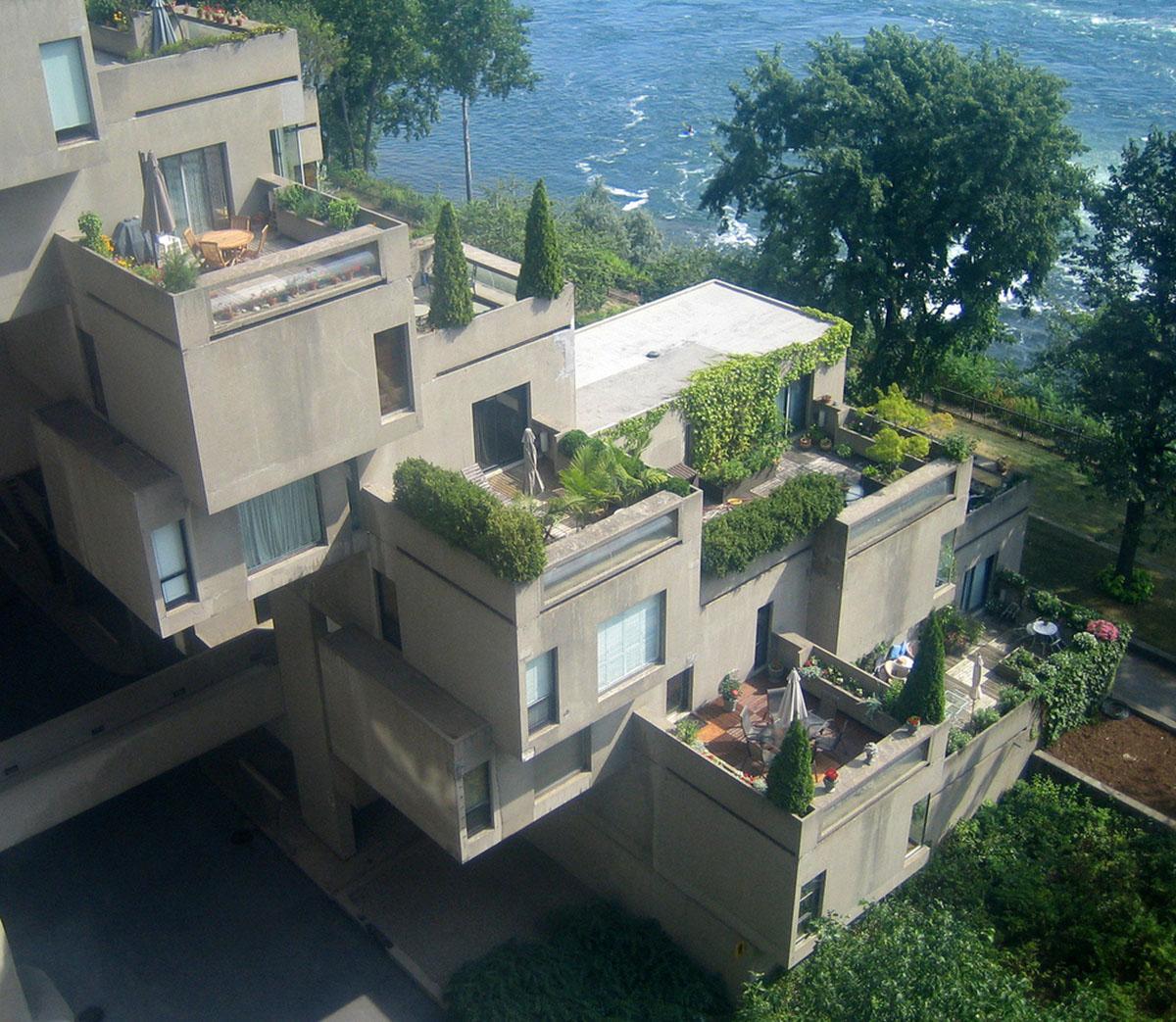 Habitat 67 - Brutalist Architecture in Montreal by Moshe Safdie - 04