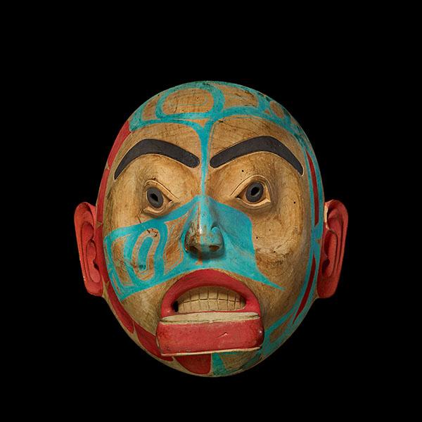 Haida Mask-emily-carr