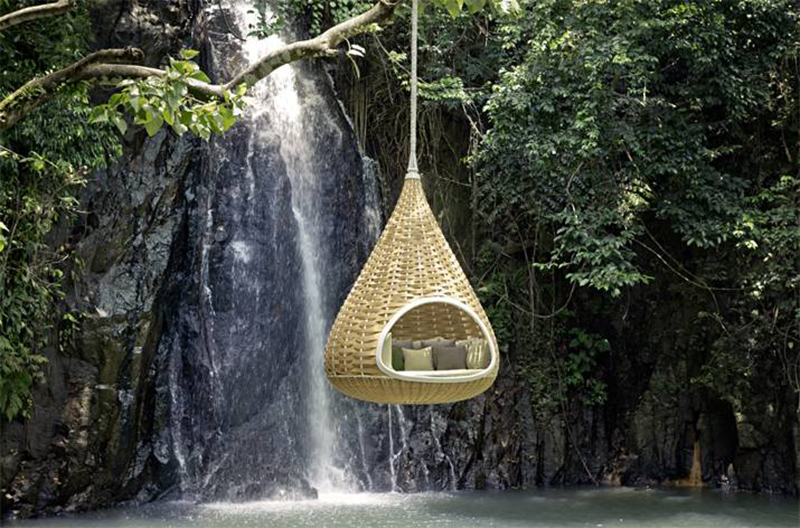 Hanging Chair by Dedon - 03