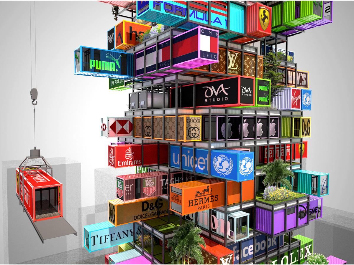 Hive Inn Hotel by Ova Studio - 09