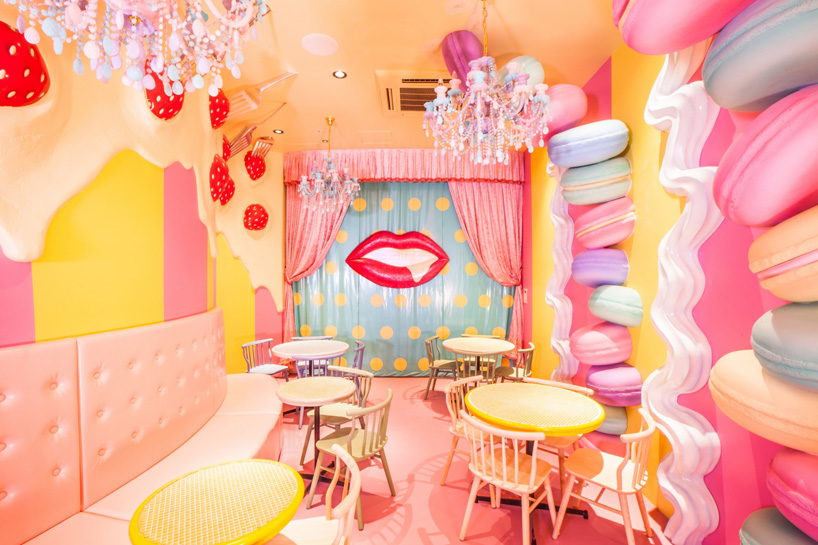 Kawaii Monster Cafe in Japan by Artist Sebastian Masuda - 07