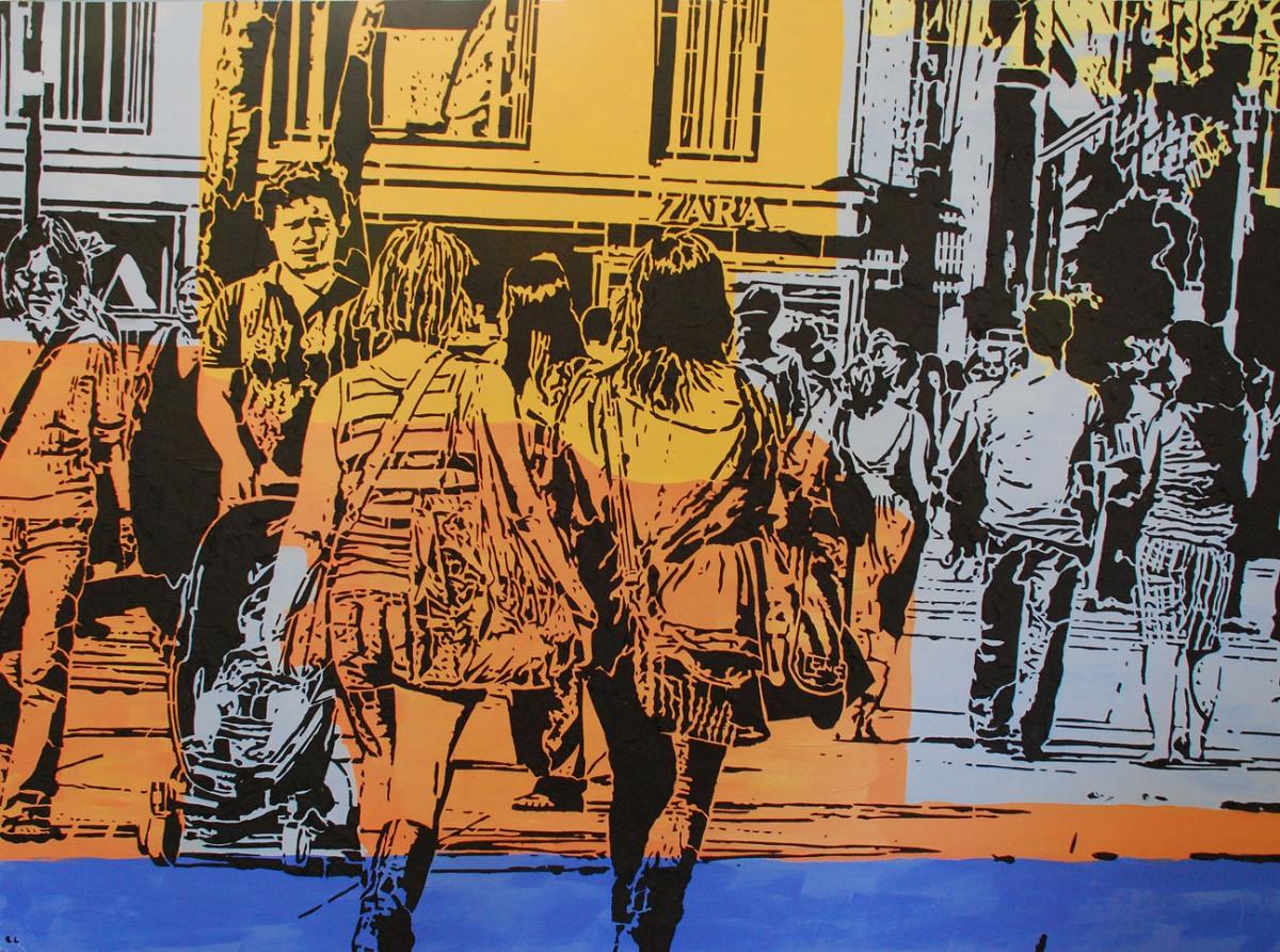 Lucinda Luvaas - walkinguptown