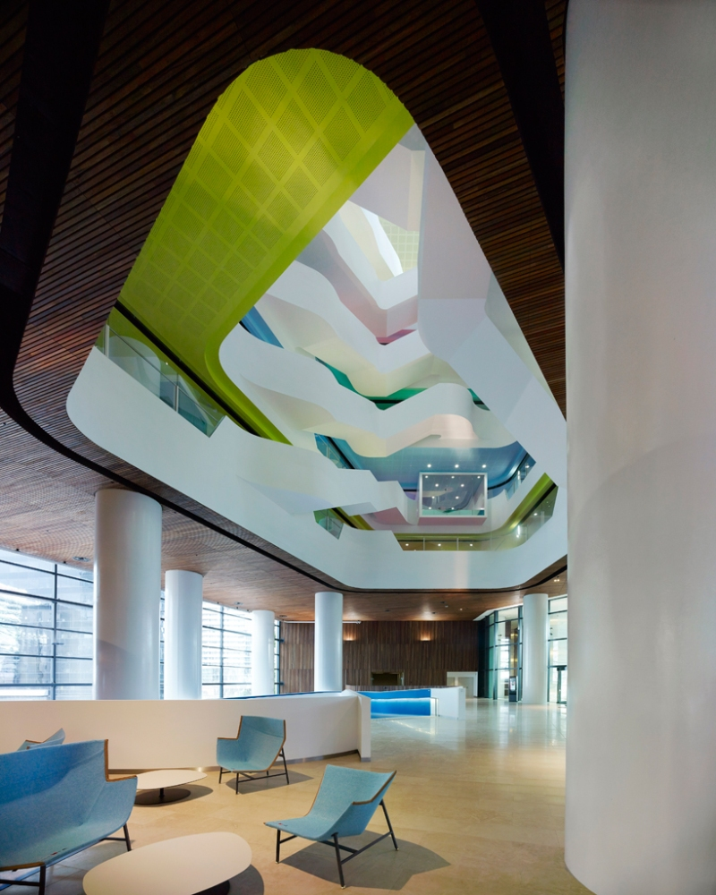 Medibank Workplace in Australia by Hassell - 10