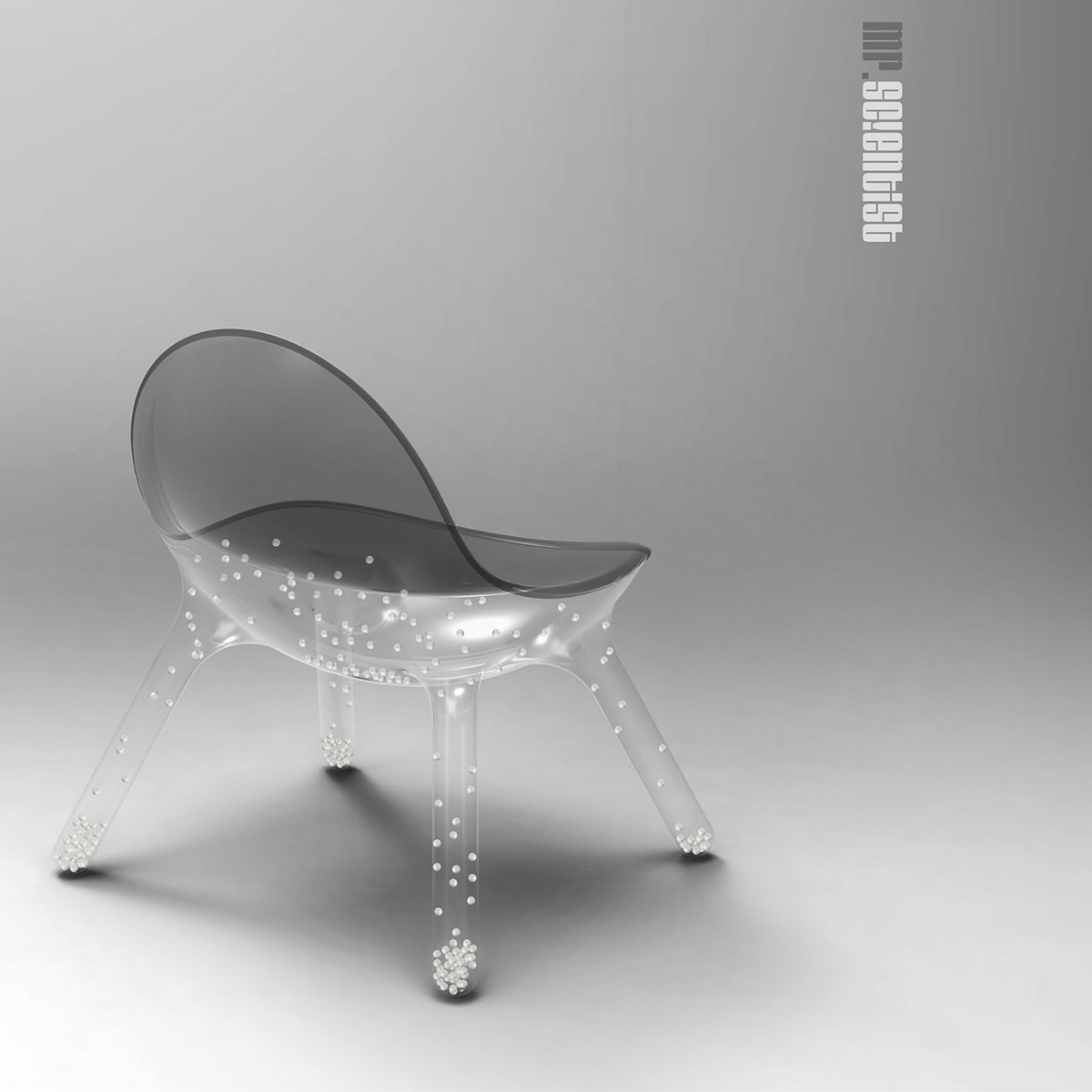 Mr Chair by designer Paul Sandip - 02