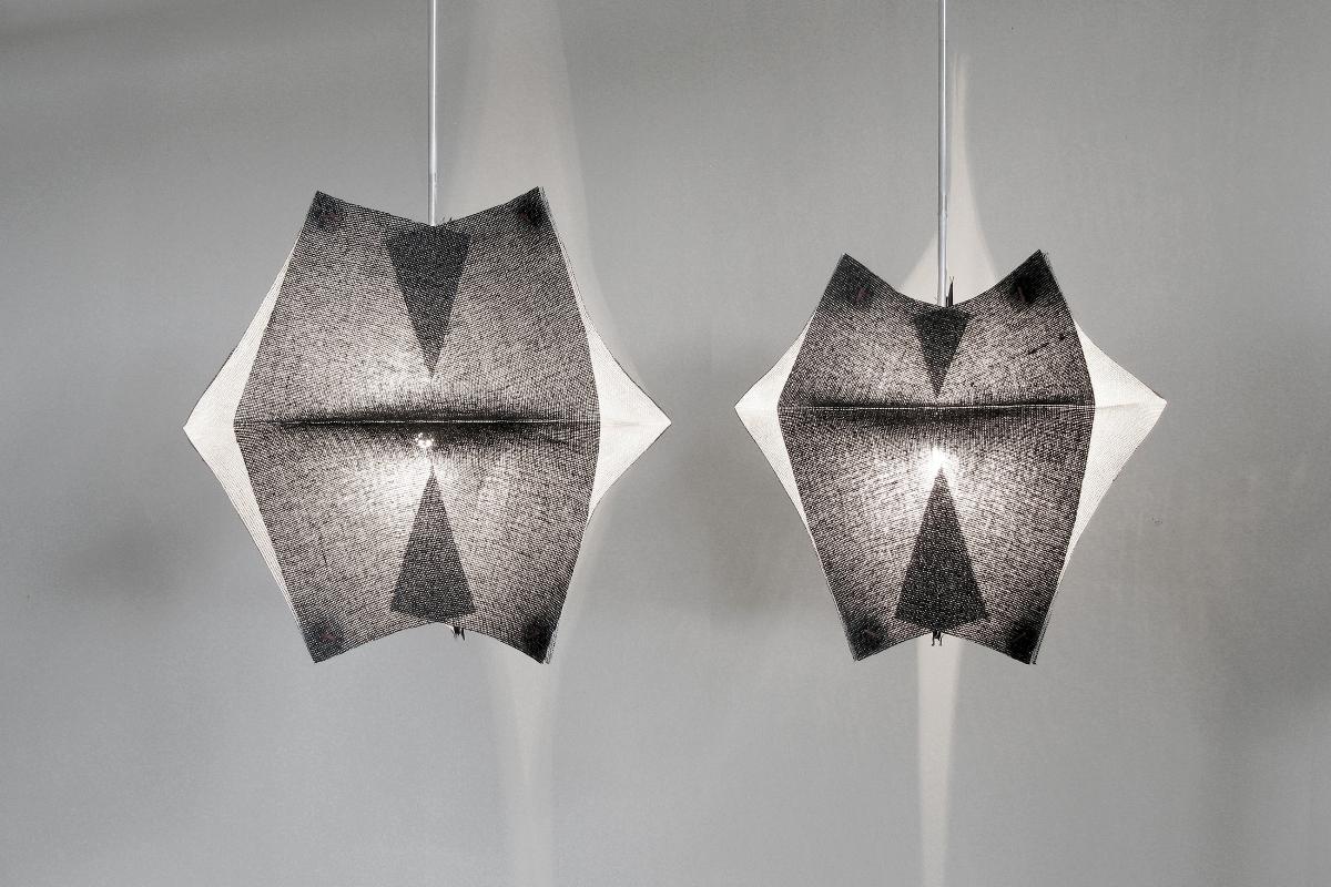 Taeg Nishimoto的PAAR照明系列