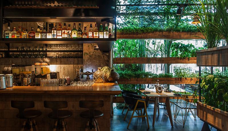 Segev Kitchen Garden Restaurant in Israel by Studio Yaron Tal - 03