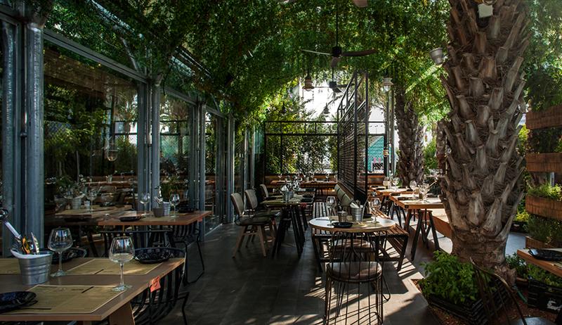 Segev Kitchen Garden Restaurant in Israel by Studio Yaron Tal - 04
