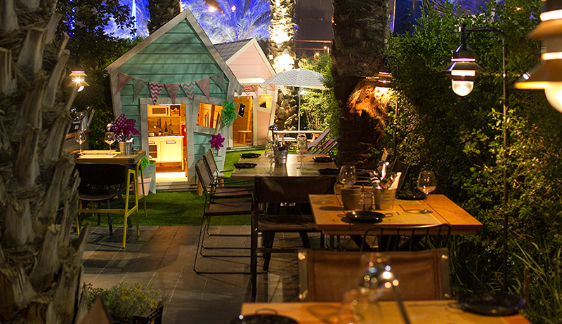 Segev Kitchen Garden Restaurant in Israel by Studio Yaron Tal - 09
