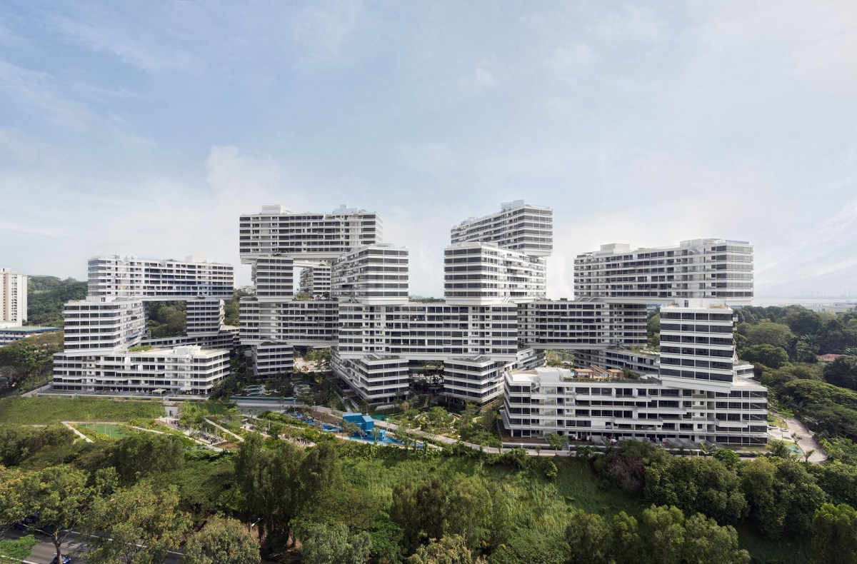 The Interlace in Singapore by OMA and Ole Scheeren - 06