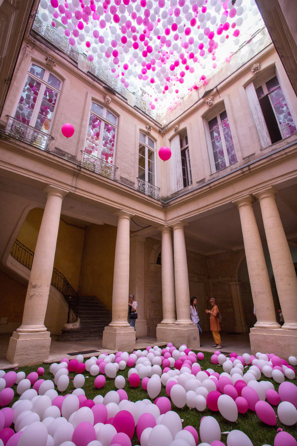 The Tenth Spring Installation at the Festival des Architectures Vives in France - 03