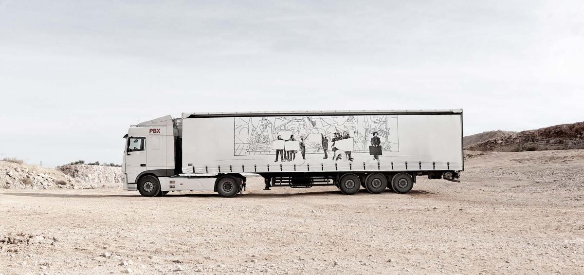 Truck art project - 02