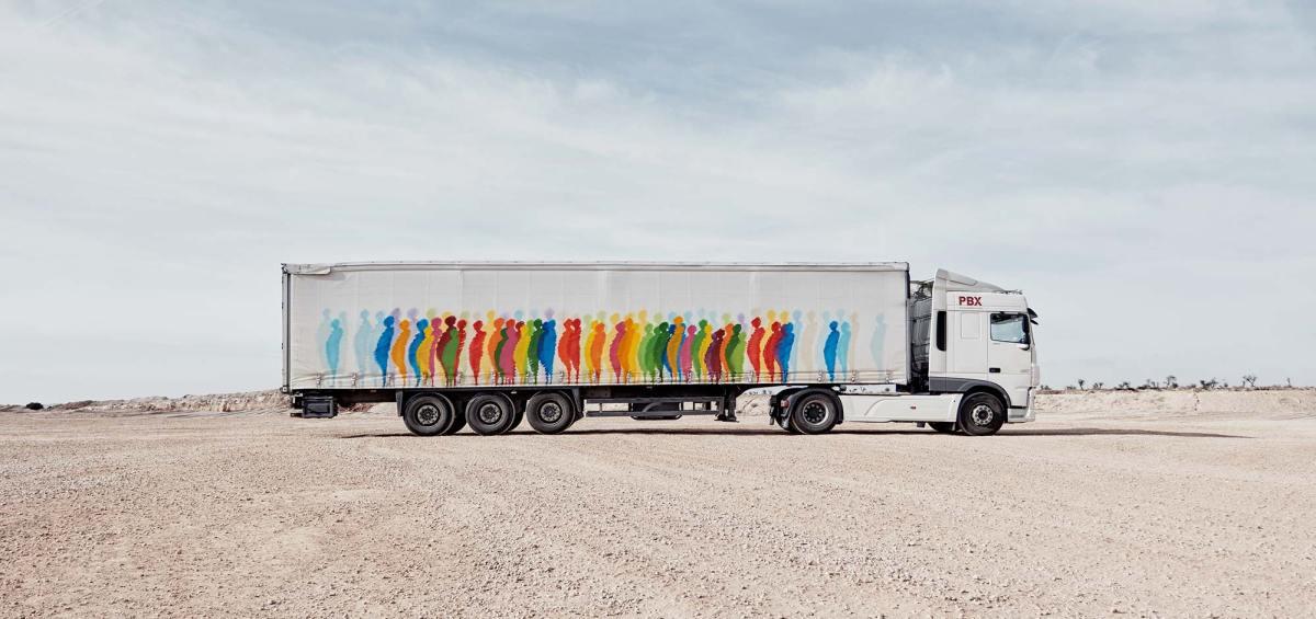 Truck art project - 04