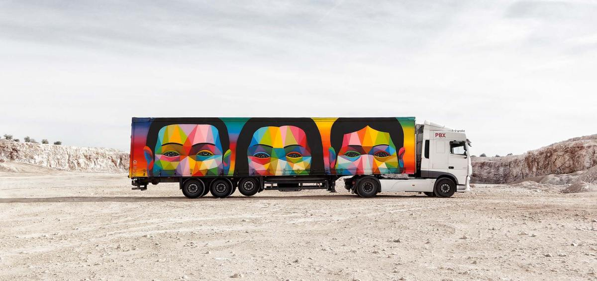 Truck art project - 05