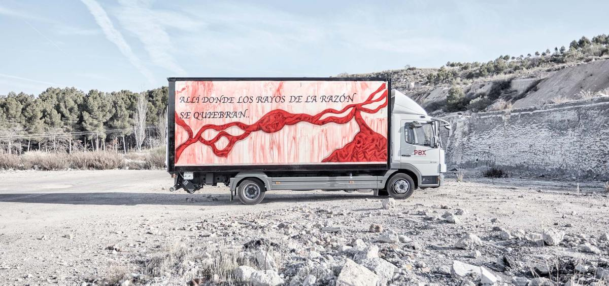 Truck art project - 09