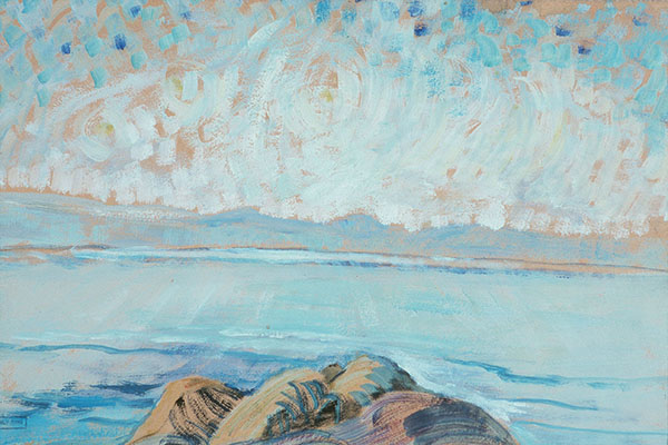 Untitled (seascape), 1935-emily-carr