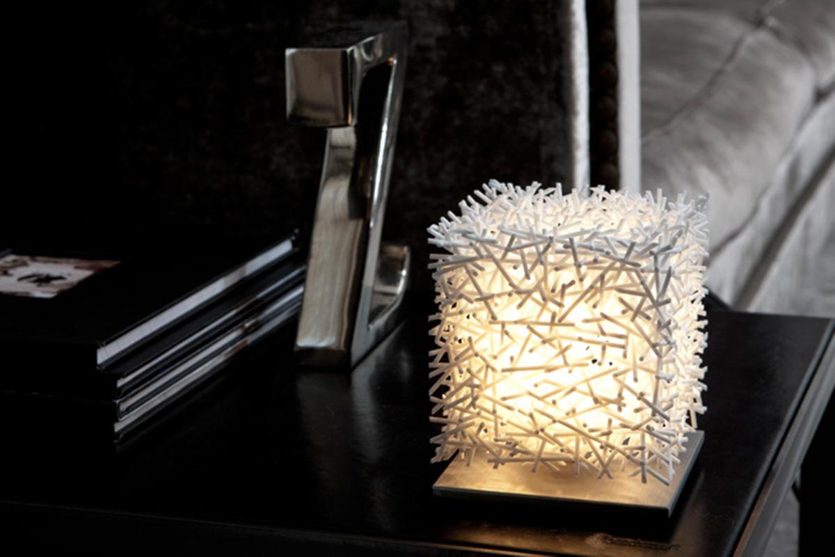 3D Printed Lighting Design By StrandHvass