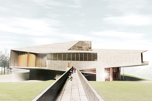 gym-design-Dalseong-Citizen's-Gymnasium-International- Competition-02