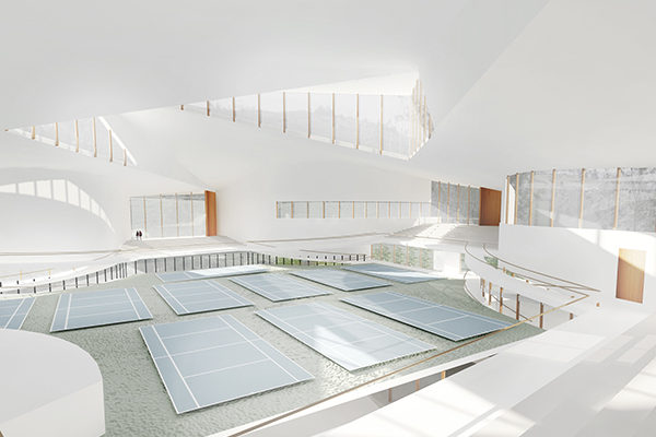 gym-design-Dalseong-Citizen's-Gymnasium-International- Competition-05
