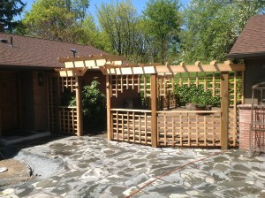 Custom Designed Arbors