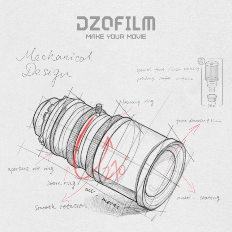 DZOFiLM Pictor Zoom Cine lens sample photo181