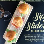 Sips & Sliders