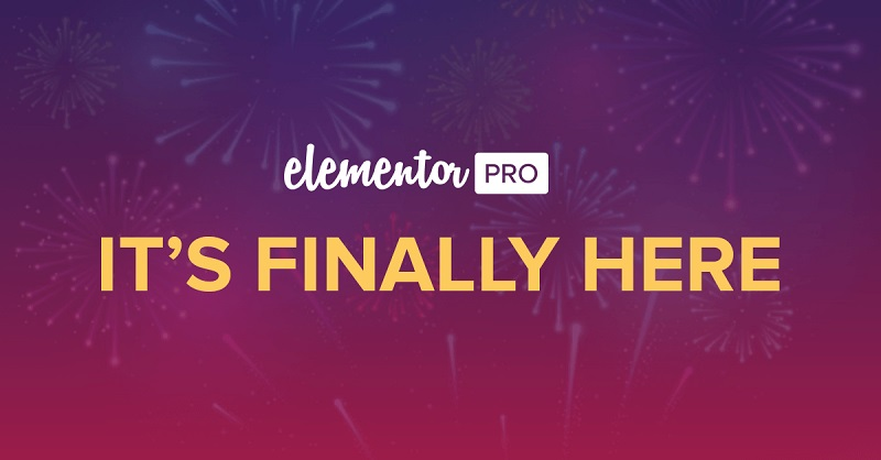 Elementor Pro - WordPress Page Builder