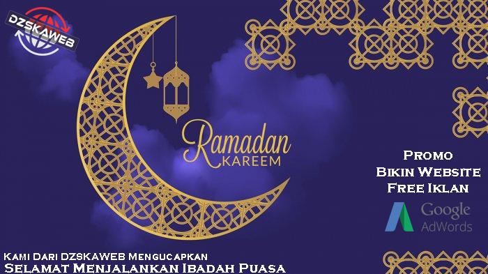 Promo Bulan Ramadhan Bikin Web Free Adwords