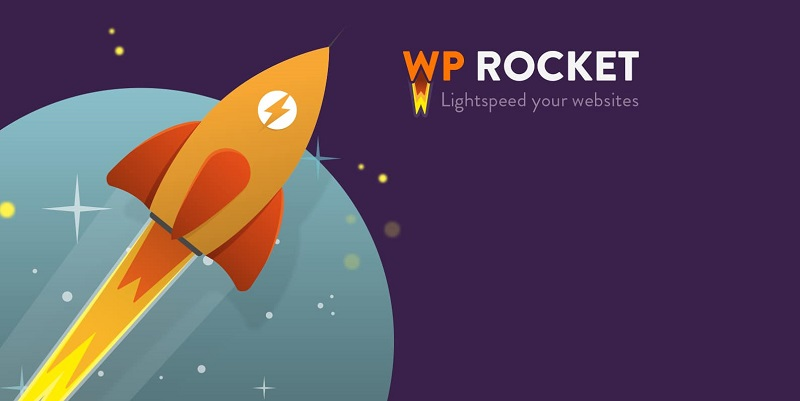 WP Rocket - Caching Plugin for WordPress