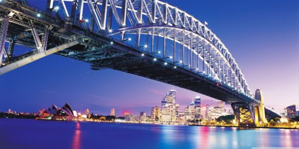 Sydney-harbor-bridge