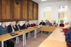 Ekstremalių situacijų komisijos posėdyje svarstytas klausimas dėl nepertraukiamo gamtinių dujų tiekimo Druskininkų savivaldybės vartotojams 13
