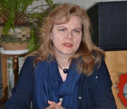 Alytaus miesto administracijos direktoriaus pavaduotoja paskirta V. Ramanauskienė