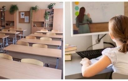 Mokinių atostogos baigiasi: pamokos vyks nuotoliniu būdu