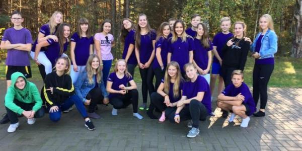 Nordplus Junior - projektas Seirijų Antano Žmuidzinavičiaus gimnazijoje