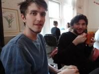 billy holzberg (l) und Kumpel Howie Taylor-(r) (c) Daniel Zylbersztajn