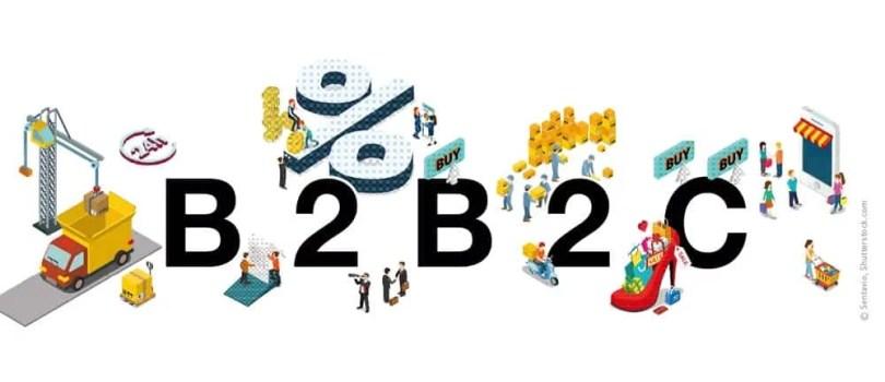 B2B2C