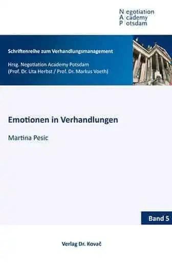 Emotionen in Verhandlungen