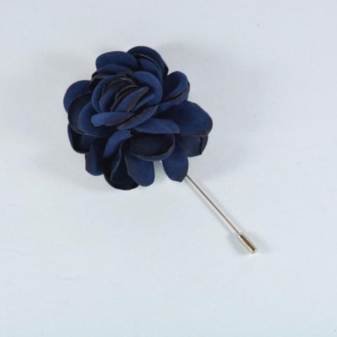 Καρφίτσα Πέτου Big Flower Blue