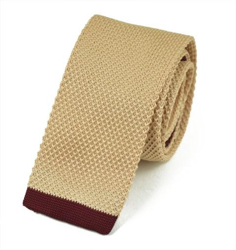 Πλεκτή Γραβάτα Bez-red