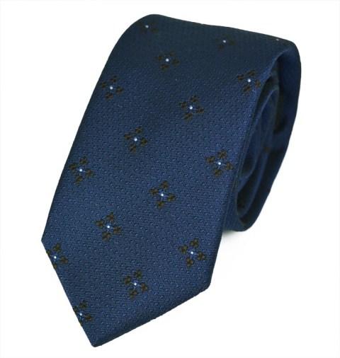 Γραβάτα από μετάξι και μαλλί Starry