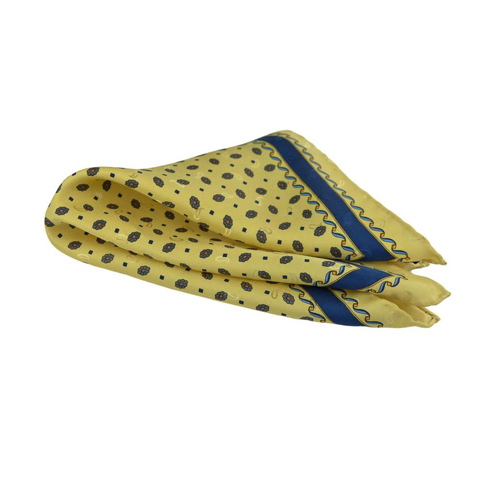 Μεταξωτό Μαντηλάκι YSL-yellow