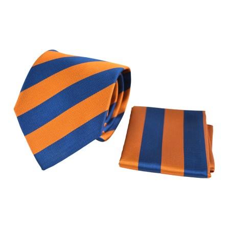 Σετ Γραβάτας με μαντήλι e-Ties